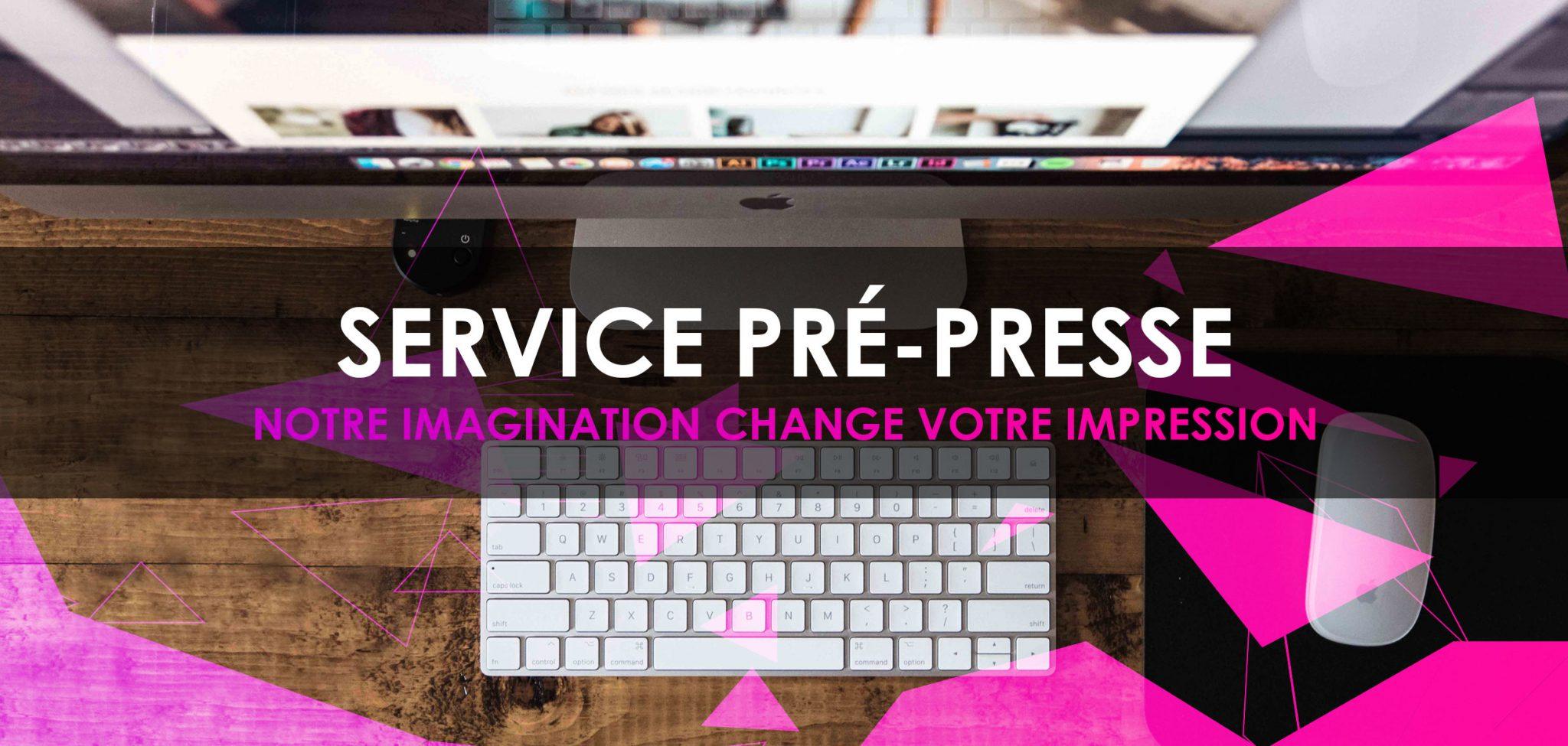 pre-presse